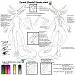 pyravia female