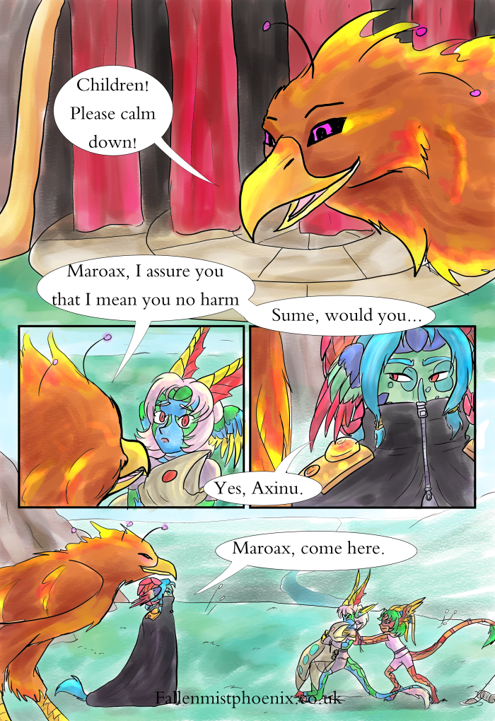 Trial by Fire- page 18