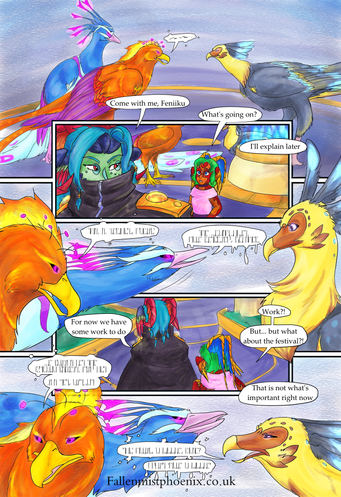 Trial by Fire – page 98