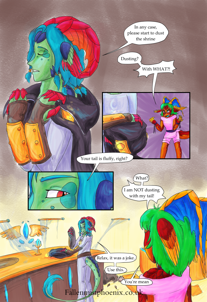 Trial by Fire – page 105