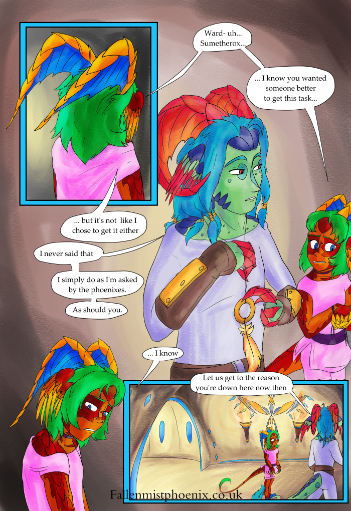 Trial by Fire – page 116