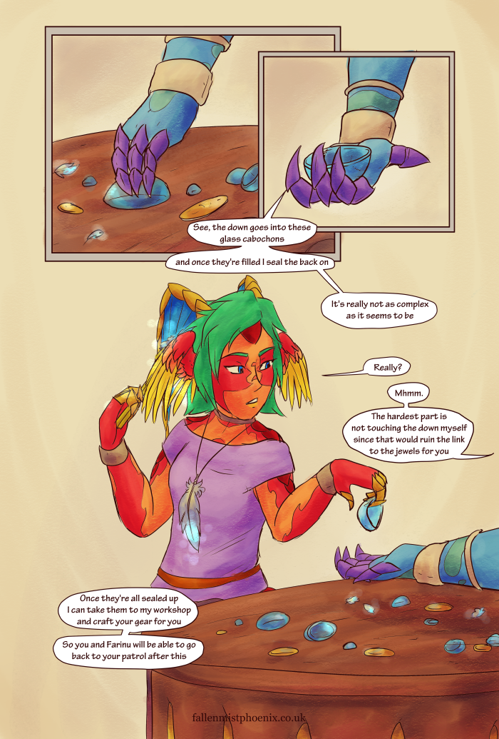 1: Warden – page 28