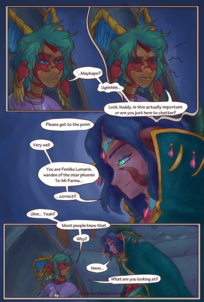 4: Wanderer – page 21