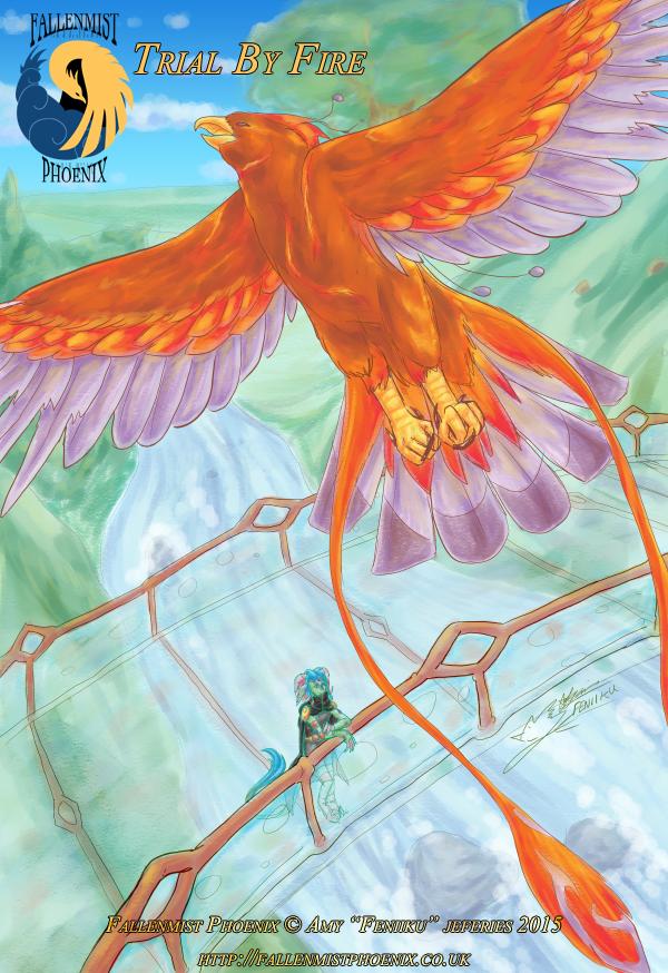 Fallenmist Phoenix: Trial By Fire