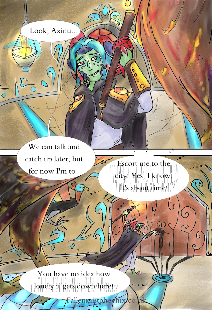 Trial by Fire- page 9