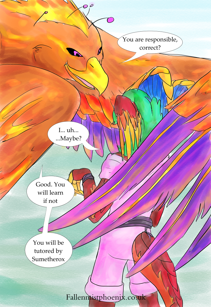Trial by Fire- page 28