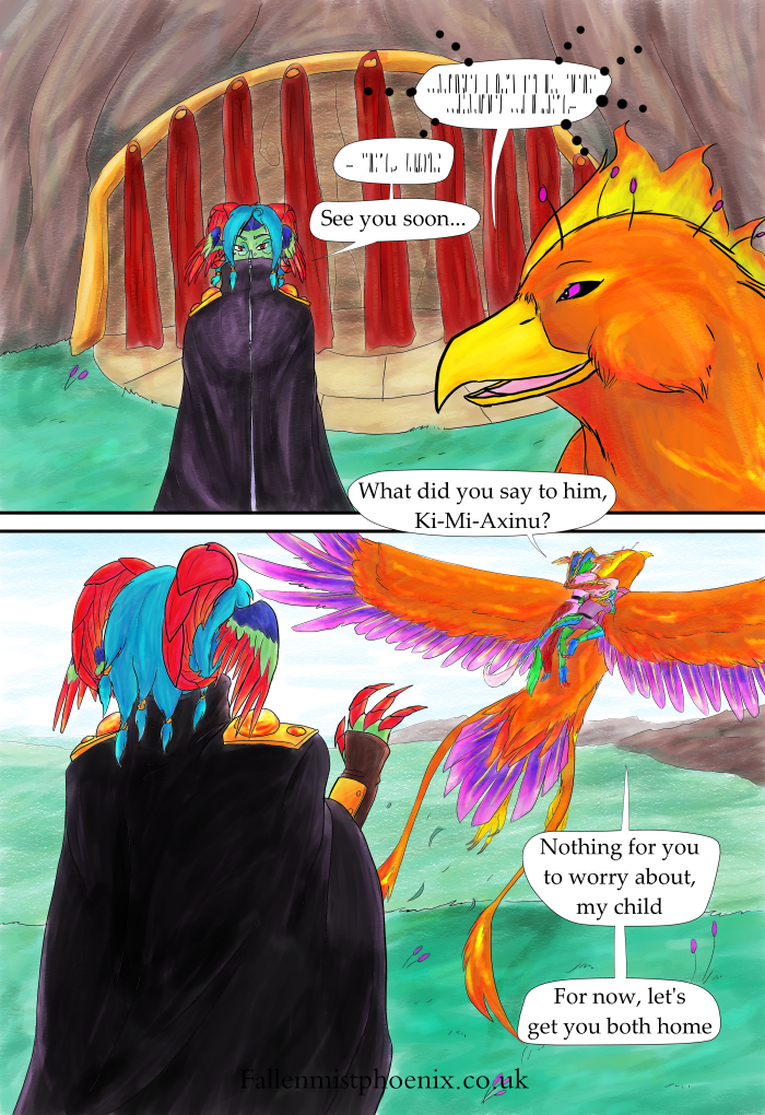 Trial by Fire – page 38